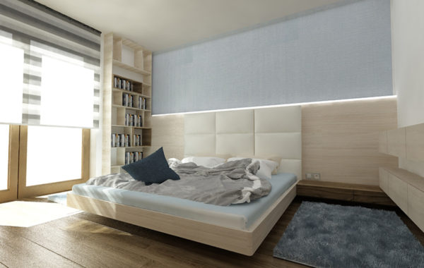 Ložnice / Bedroom Design