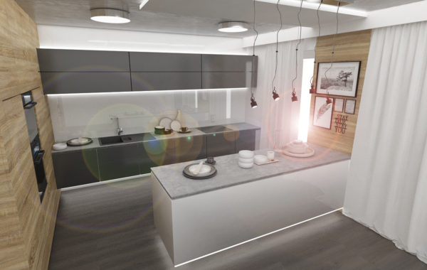 Kuchyň / Kitchen design
